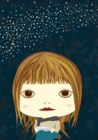 雨か雪か星か、